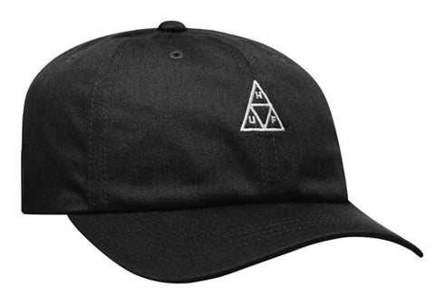 ESSENTIALS TT LOGO CV 6 PANEL - BLACK