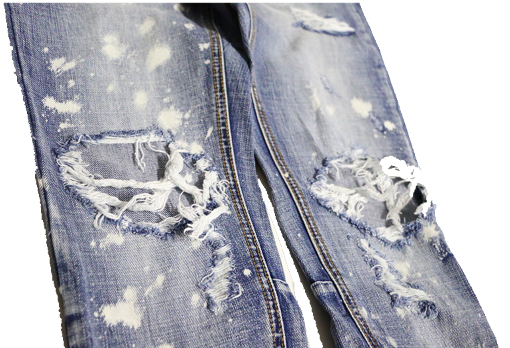 M1 SPLASH DENIM