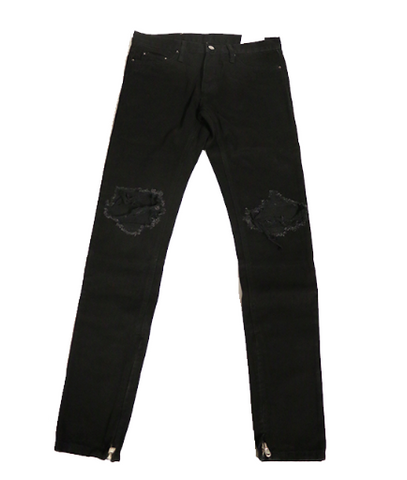 M1 DENIM Black
