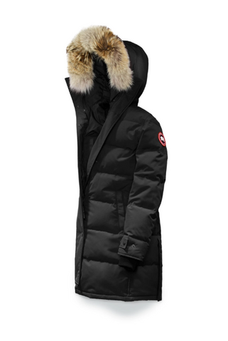 SHELBURNE PARKA  Black