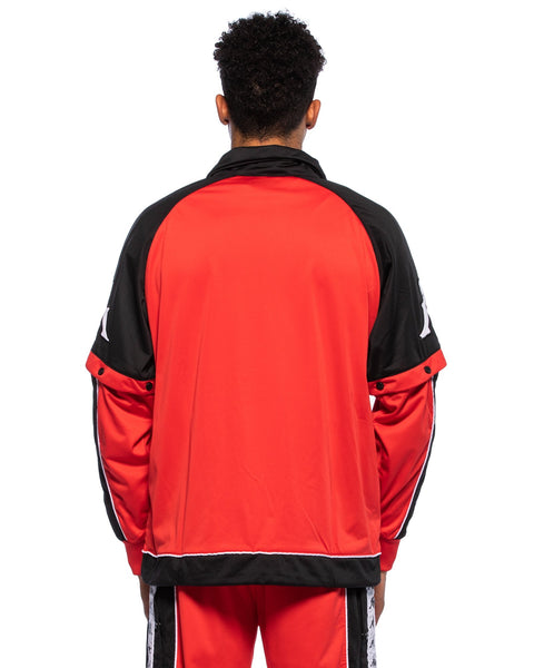 222 BANDA BIG BAY JACKET  /  RED-BLACK-WHITE