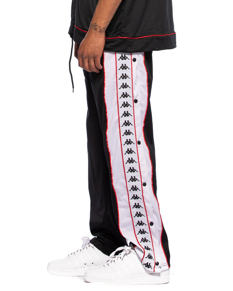 222 BANDA BIG BAY PANT  /  BLACK-WHITE
