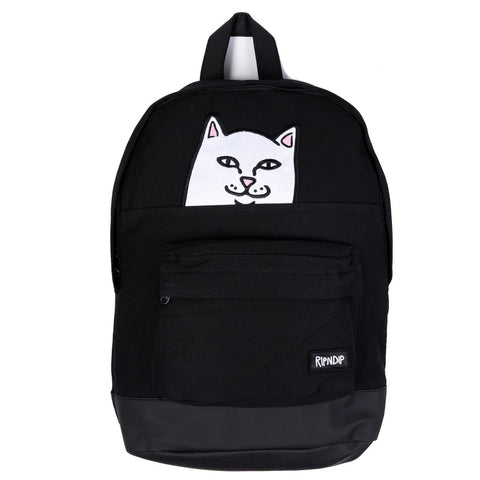 RND1099P Lord Nermal Backpack - Black