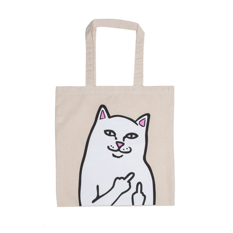 RND2145 Lord Nermal Tote Bag - Natural