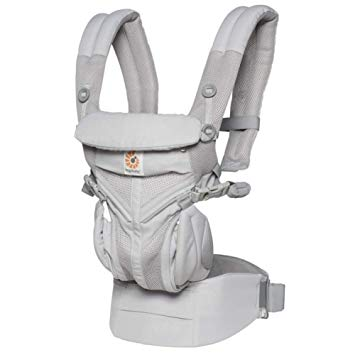 Ergobaby™ Omni 360 Cool Air Mesh Baby Carrier - Pearl Grey