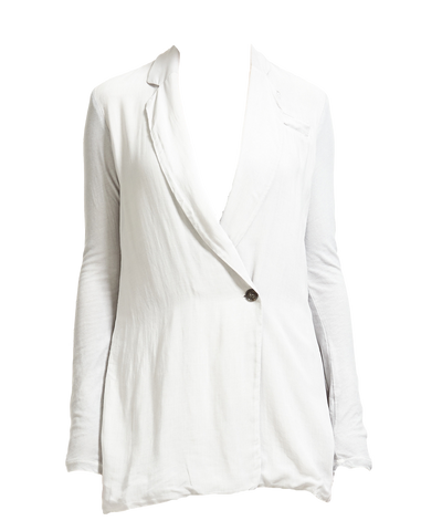 Notch Collar Soft Jacket