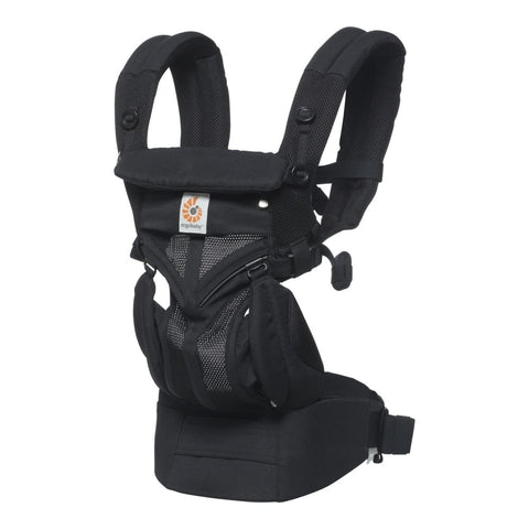 Ergobaby™ Omni 360 Cool Air Mesh Baby Carrier - Onyx Black