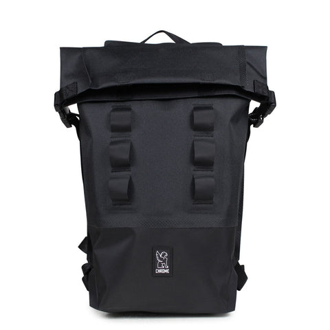 BG-217 Urban Ex Rolltop 18 Rolltop backpack polyester, nylon black