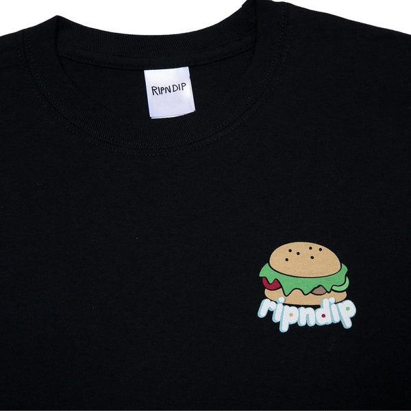 RND4546	Fat Hungry Baby Long Sleeve	- Black