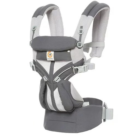 Ergobaby™ Omni 360 Cool Air Mesh Baby Carrier - Carbon Grey