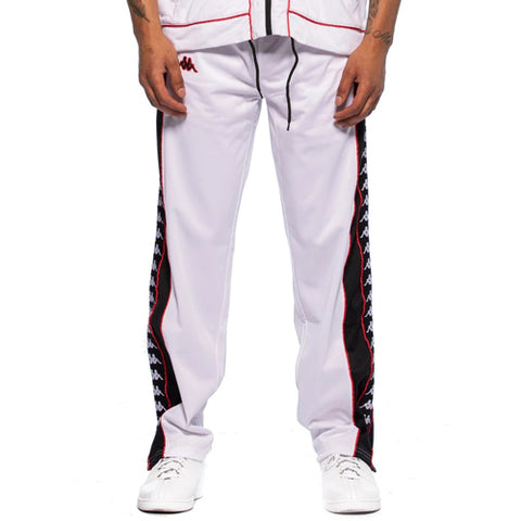 222 BANDA BIG BAY PANT  /  WHITE-BLACK
