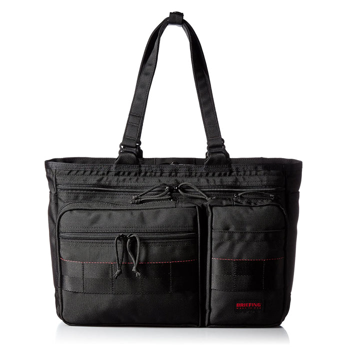 BS TOTE WIDE - BLACK