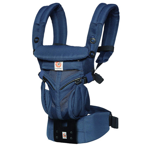 Ergobaby™ Omni 360 Cool Air Mesh Baby Carrier - Midnight Blue