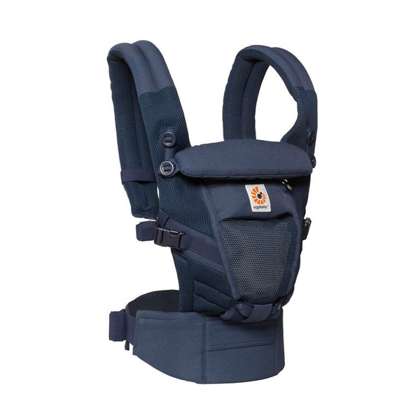 Adapt Baby Carrier: Cool Air Mesh - Deep Blue