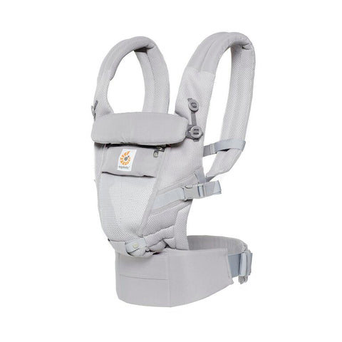 Adapt Baby Carrier: Cool Air Mesh - Pearl Grey