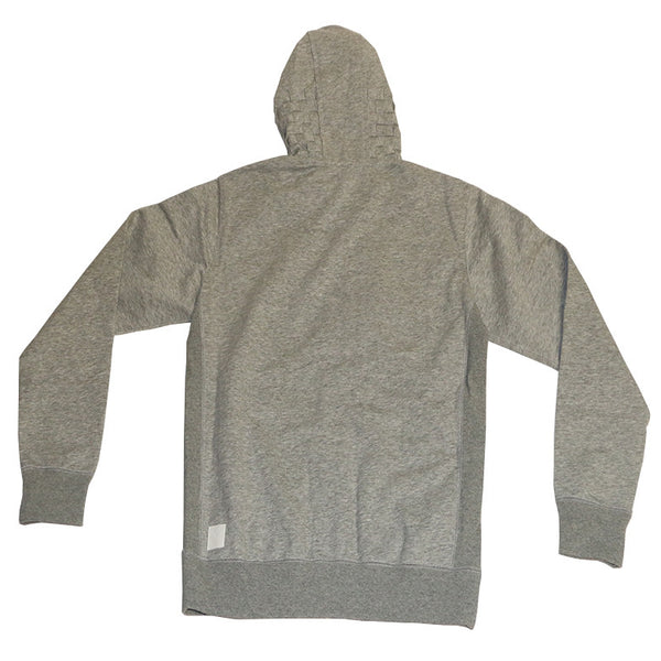 BONDING SWEAT HOODIE ASH