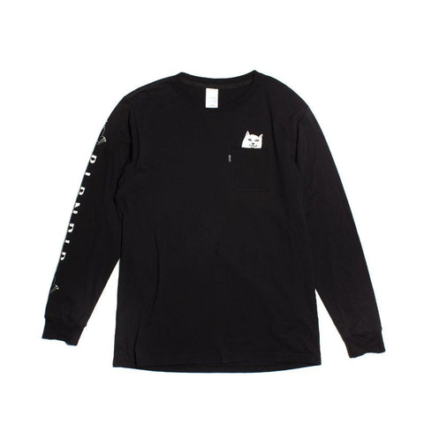 Lord Nermal L/S Black