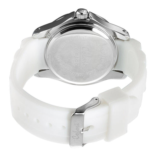 Colori Analog White Dial Men's Watch White
