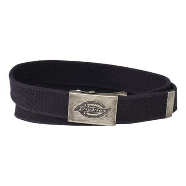 Dickies Military Fabric Belt Black