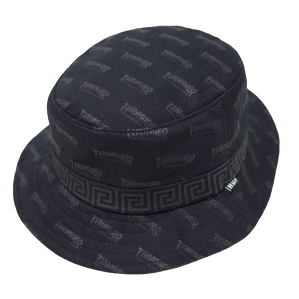 HUF x Thrasher Bucket Hat