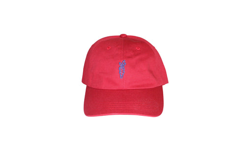KATAKANA DAD HAT / Red
