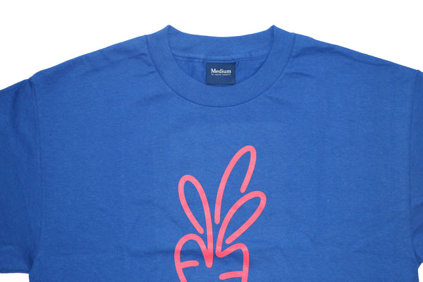 LOGO T-SHIRT / Royal Blue