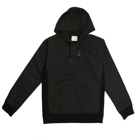 INTERCCIATO PULL OVER BLACK