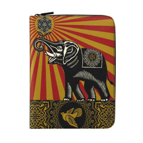 Shepard Fairey Coated Canvas Portfolio