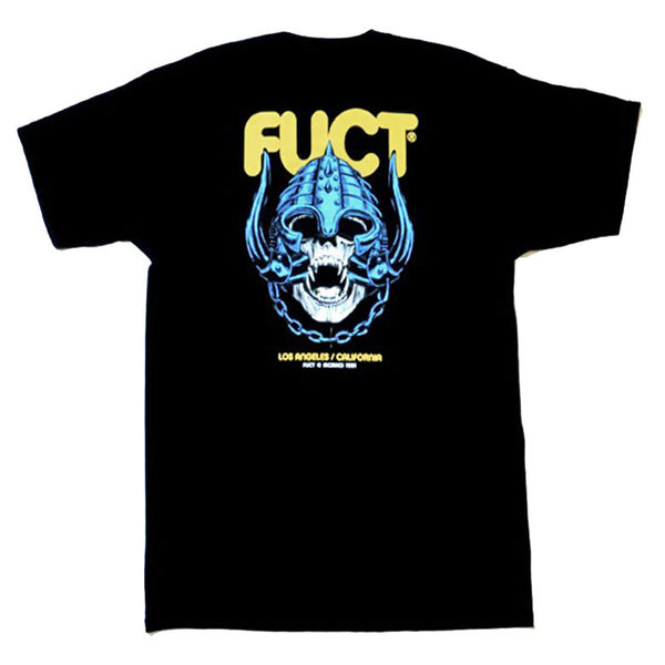 Black Iron Head T-Shirt