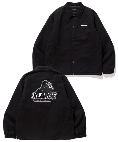 OG DUCK COACHES JACKET BLACK