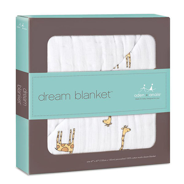 Classic Dream Blanket Jungle Jam