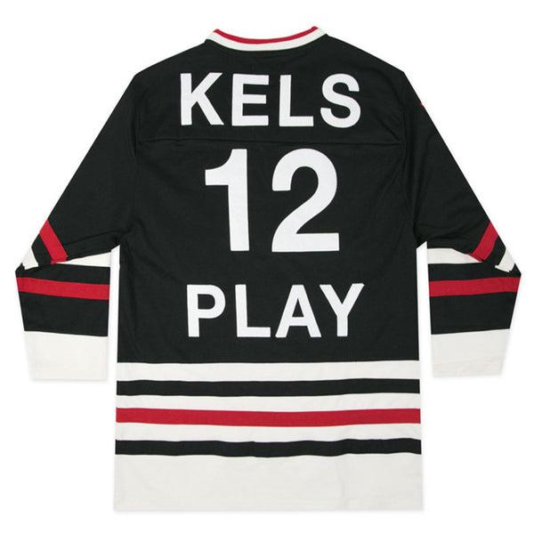 KELS HOCKEY JERSEY BLACK