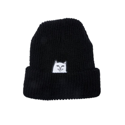 Lord Nermal Ribbed Beanie