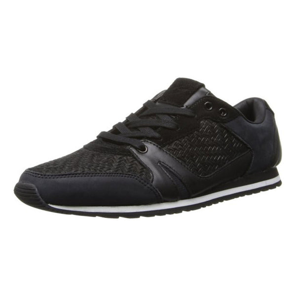 MEN'S CASSO FASHION SNEAKER BLACK