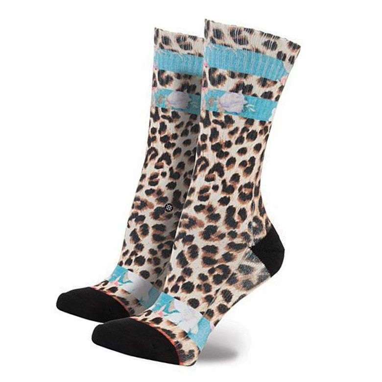 Stance Socks Meowza Black