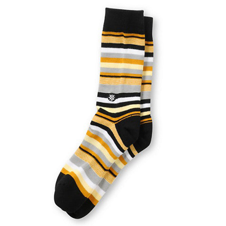 Stance Socks The Mercato Socks Gold