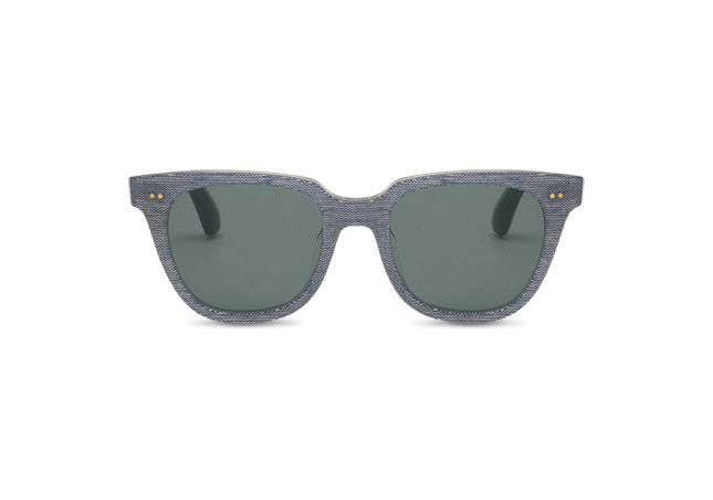 MEMPHIS CHAMBRAY SUNGLASSES