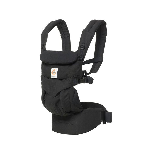 Omni 360 Baby Carrier All-In-One: Pure Black