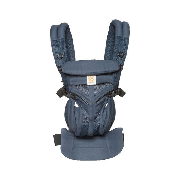 Omni 360 Baby Carrier All-In-One: Cool Air Mesh - Midnight Blue