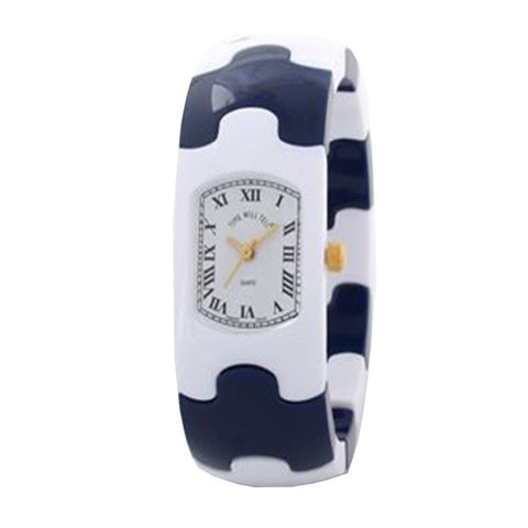 Time Will Tell HAMPTON COLLECTION Solid-PZ-WH-NA