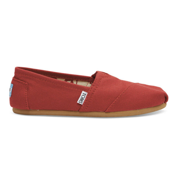 Red Canvas Women's Classic