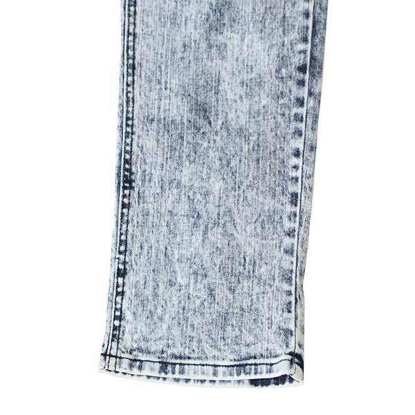 Slim Fit Denim 80's Wash