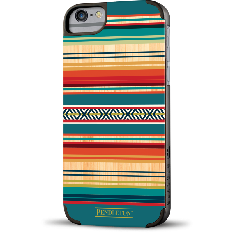 Recover Serape Wood iPhone 6/6s Case