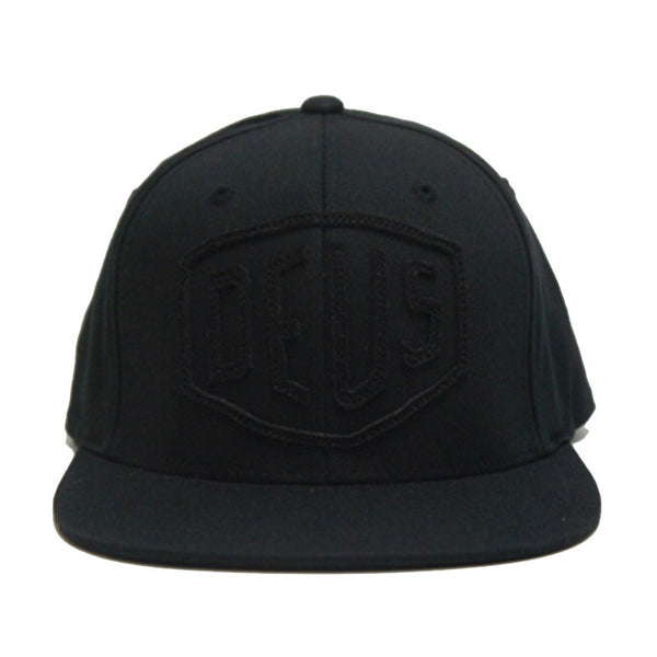 Summer Shield Cap Black