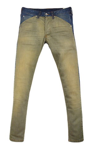 Vintage Processing Denim Pants