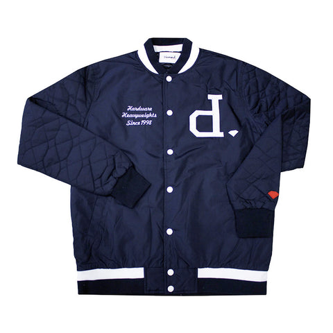 Un-Polo Varsity Jacket Navy