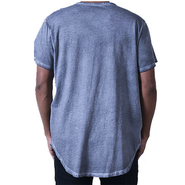 WASHED TEE GRAY