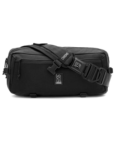 BG-196 Kadet Nylon Sling bag coated nylon black