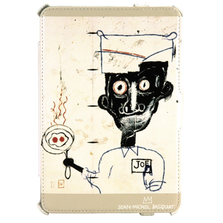 iPad mini case Jean-Michel Basquiat