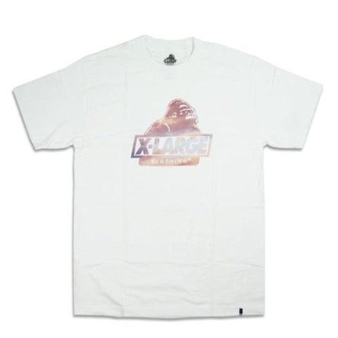 1191110	S/S TEE SUNSET OG - WHITE